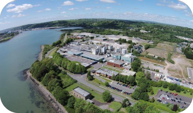 BASF Ireland - Remote Energy Monitoring & Reporting