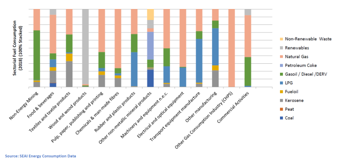 Analysis of CO2 Emissions in the Enterprise Sector